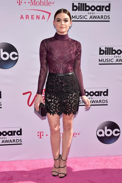 Billboard Music Awards 2016: Lucy Hale