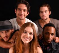 Il cast di Teen Wolf