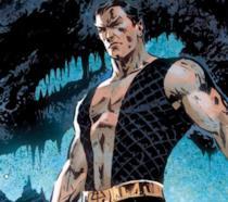 Un'immagine dai fumetti di Namor