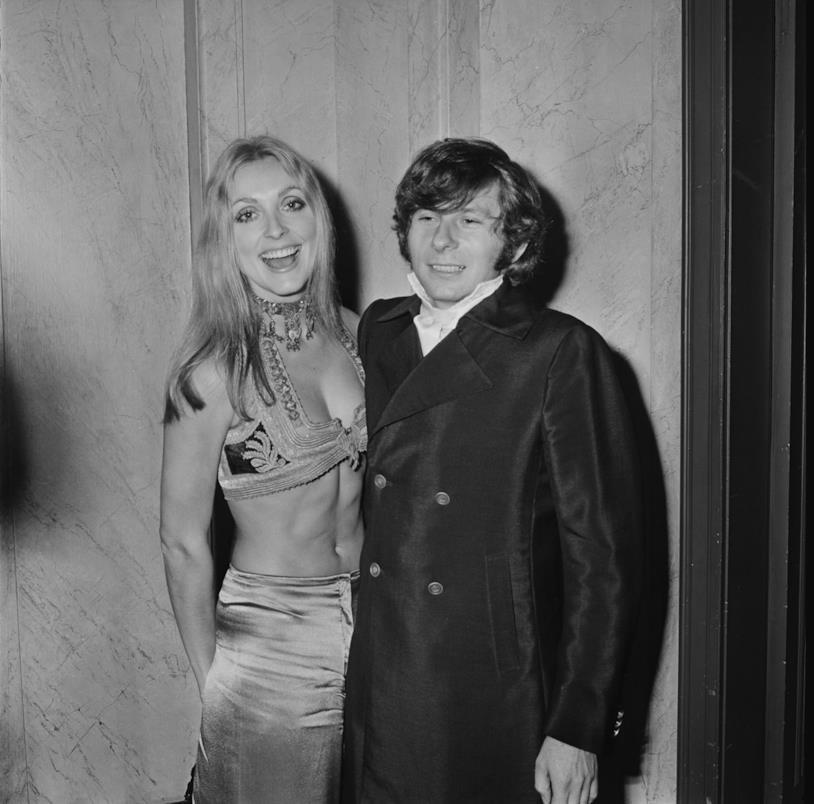 Sharon Tate e Roman Polański negli anni '60