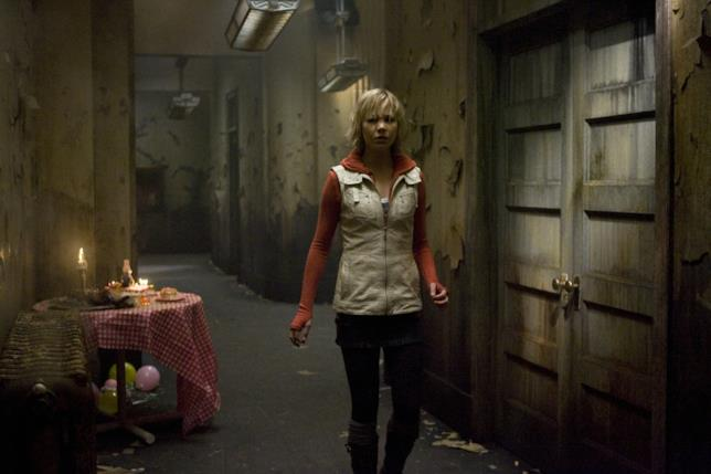 Una scena di Silent Hill: Revelation 3D