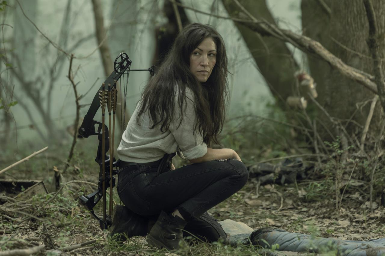 Yumiko nei boschi