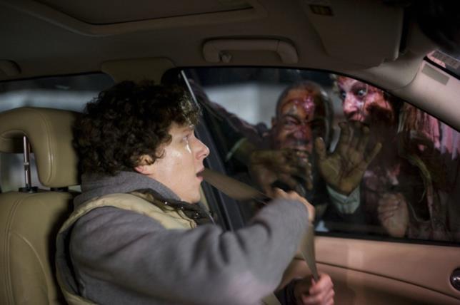 scena film Zombie George Romero