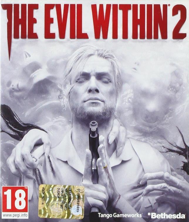 Packshot di The Evil Whitin per Xbox One