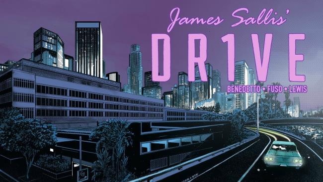 La copertina del numero 1 di Drive