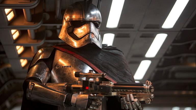 Captain Phasma: uno dei nuovi villain dell'universo Star Wars