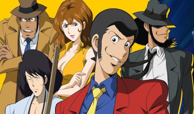 Lupin III personaggi principal