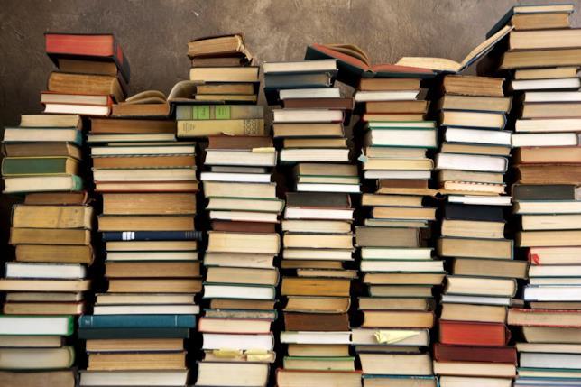 Una biblioteca ricca di testi e nuove idee