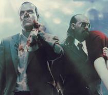 I due protagonisti di Kane & Lynch 2 in azione