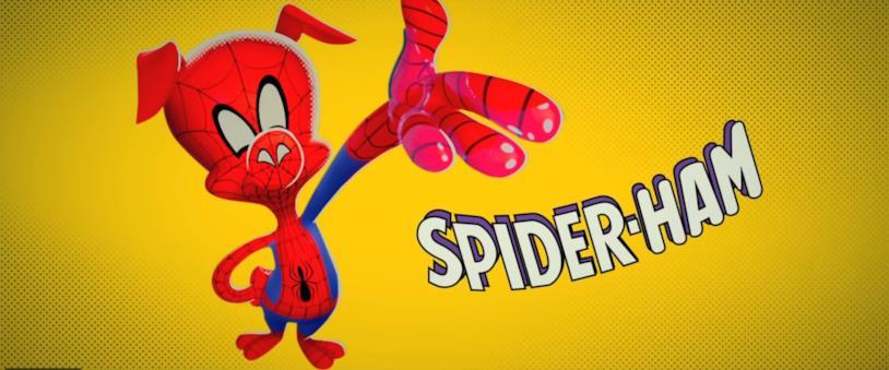 Spider-Man: Un Nuovo Universo vedrà protagonista anche Spider-Ham