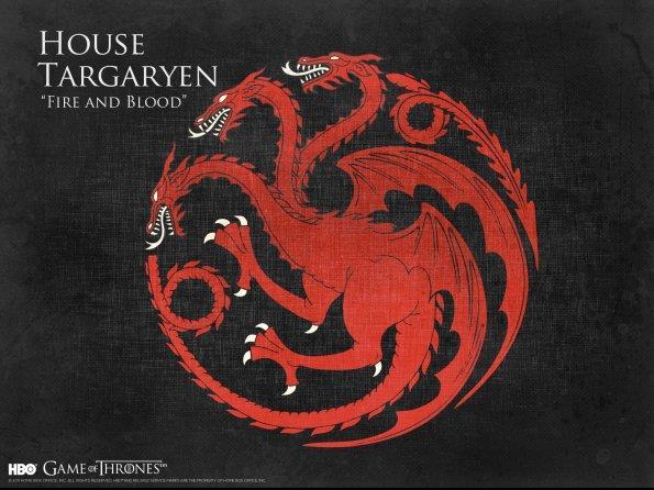 Il motto e lo stemma di Casa Targaryen