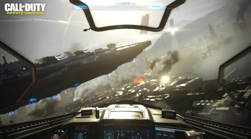 Call of Duty: Infinite Warfare uscirà il 4 novembre 2016