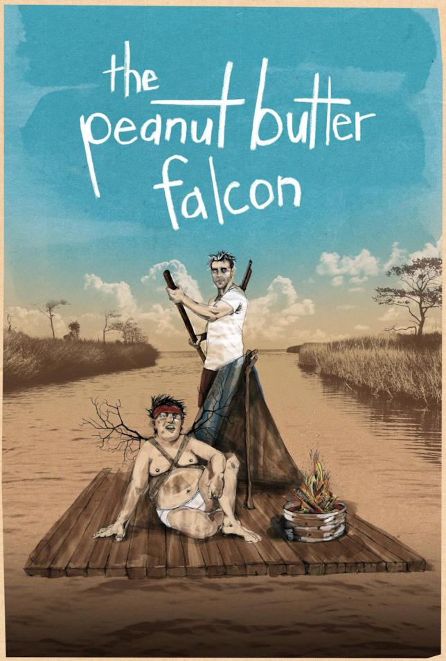 Il poster di The Peanut Butter Falcon