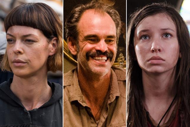 I 3 attori confermati a regular nella stagione 8