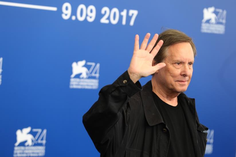 William Friedkin presente alla 74esima edizione del Festival del Cinema di Venezia,