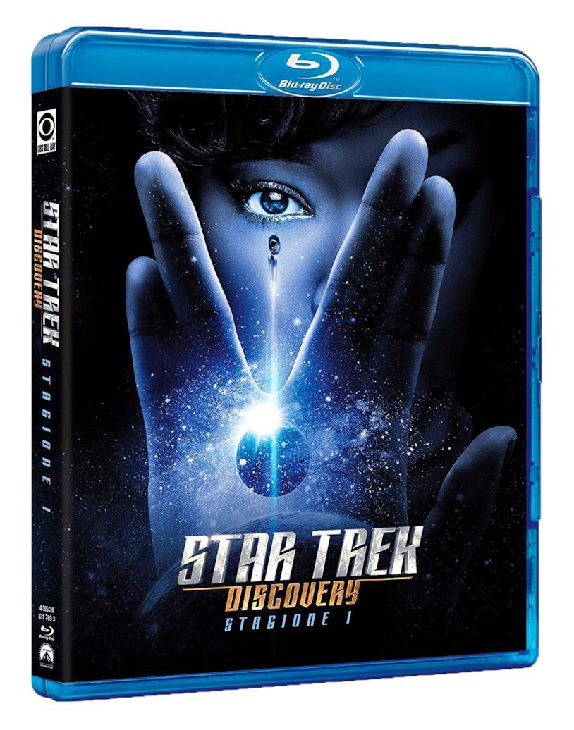 La confezione di Star Trek: Discovery - Stagione 1