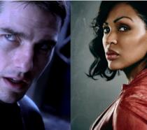 Tom Cruise era il protagonista del film  Minority Report, Meagan Good lo sarà nella serie tv