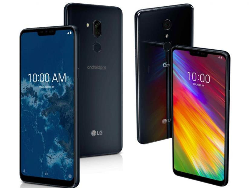 LG G7 One e LG GT Fit
