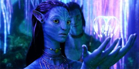 Una scena di Avatar