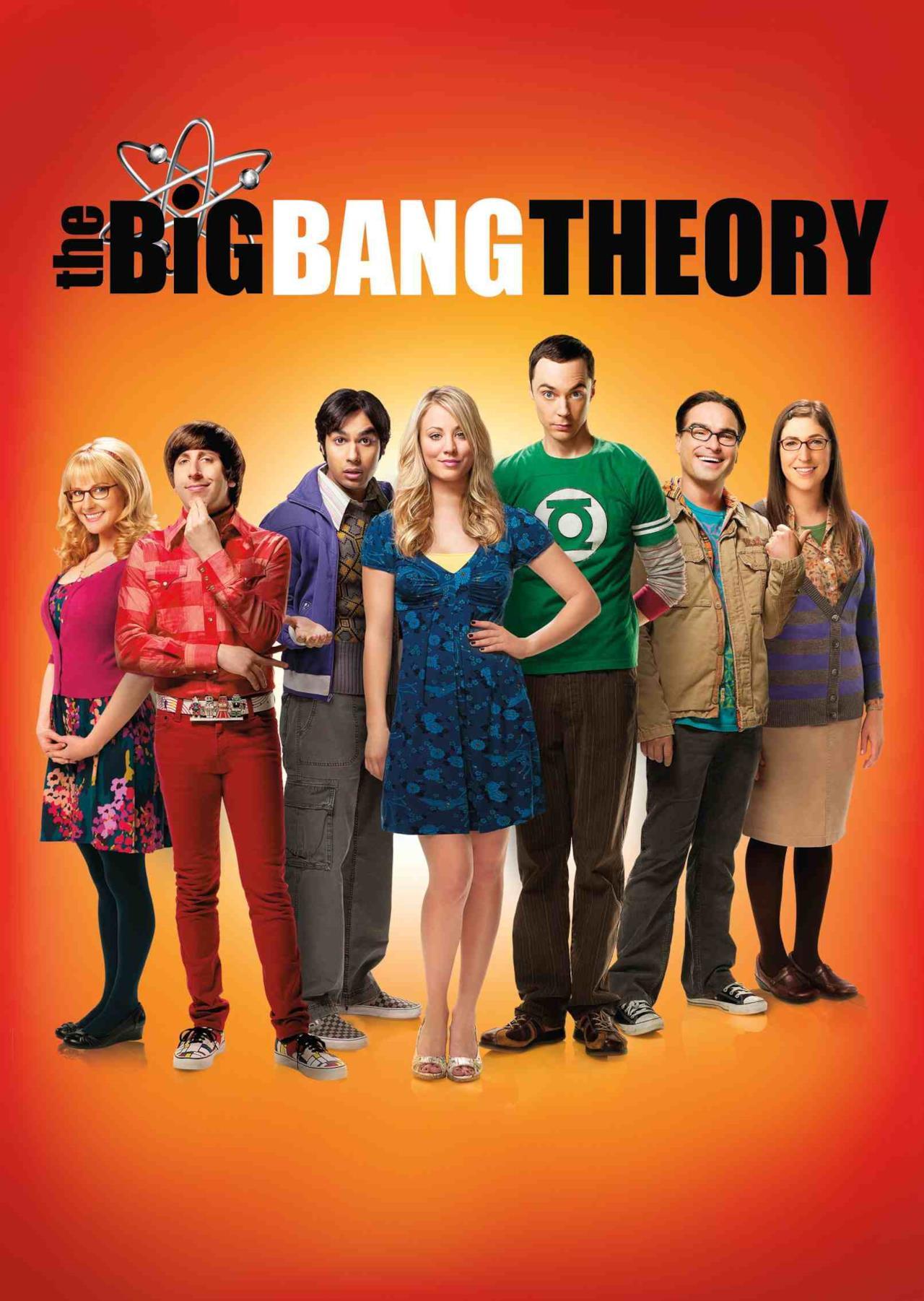 The Big Bang Theory  Wikipedia