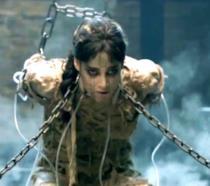 Un'immagine del film La Mummia