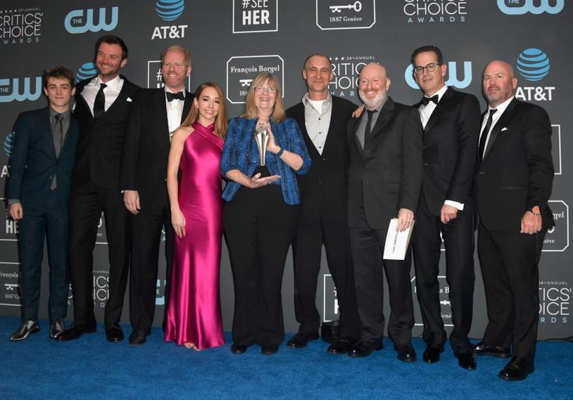 Il cast di The Americans ai Critics' Choice Awards