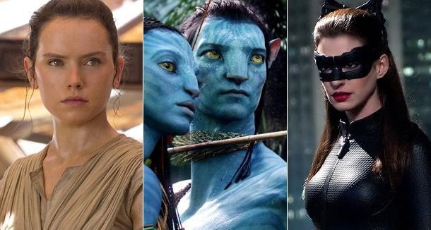 Star Wars 7, Avatar e Il Cavaliere Oscuro - Il Ritorno sono tra i film più costosi di sempre
