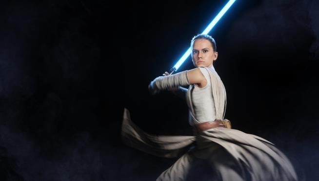 Rey tra gli eroi di Star Wars Battlefront 2