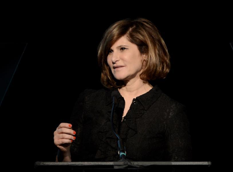La produttrice Amy Pascal