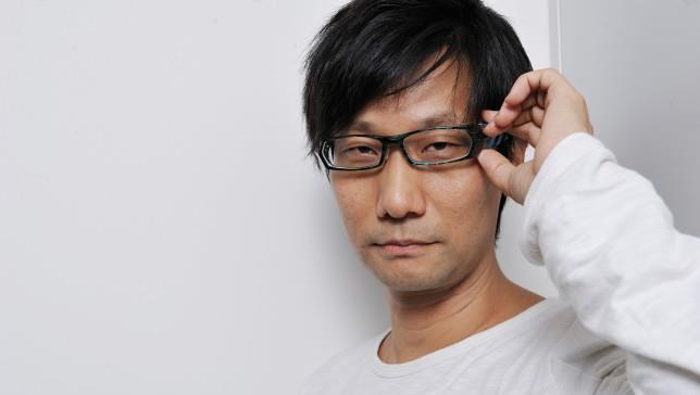 Primo piano per il game designer Hideo Kojima