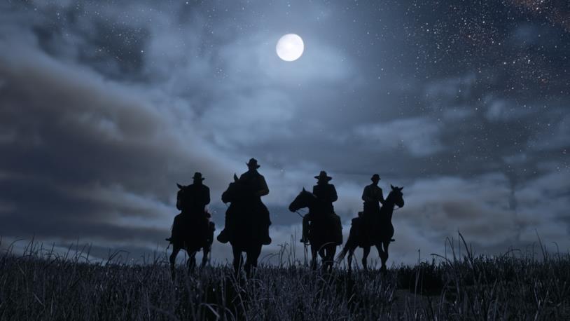 Red Dead Redemption 2 vanterà un multiplayer simile a GTA Online