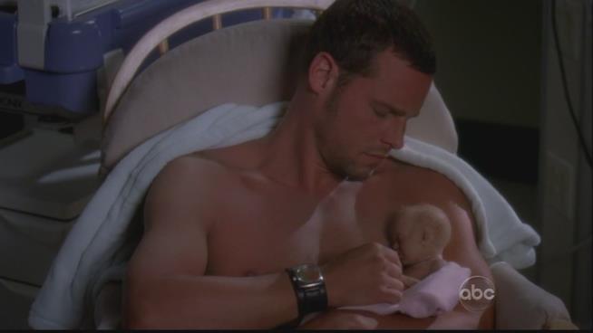 Il dottor Karev di Grey's Anatomy