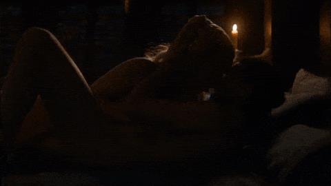 Jon e Daenerys insieme nel finale di GoT 7