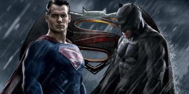 Batman V Superman: Dawn of Justice Poster ufficiale