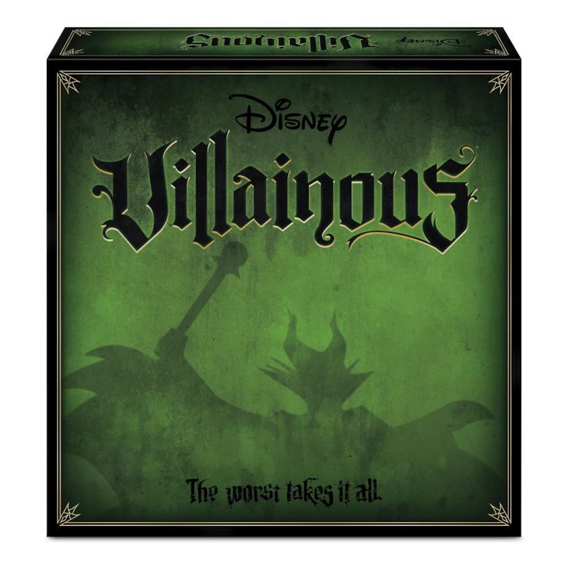 Il gioco Disney Villainous
