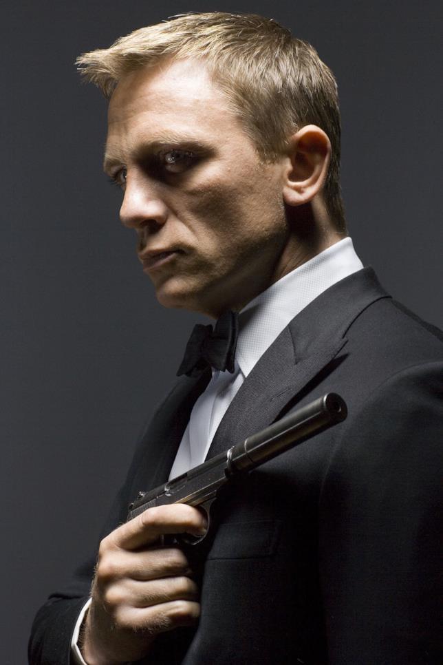 I produttori vogliono di nuovo Daniel Craig come James Bond
