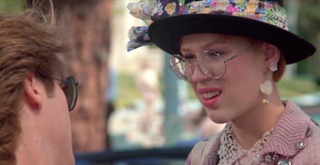 Molly Ringwald è Andie in Pretty in Pink