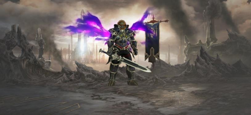 Ganondorf in Diablo III