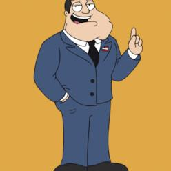 stan smith of american dad