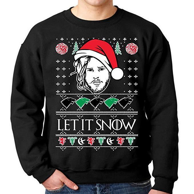 Jon Snow Christmas