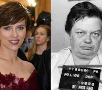 Scarlett Johansson e Dante 'Tex' Gill