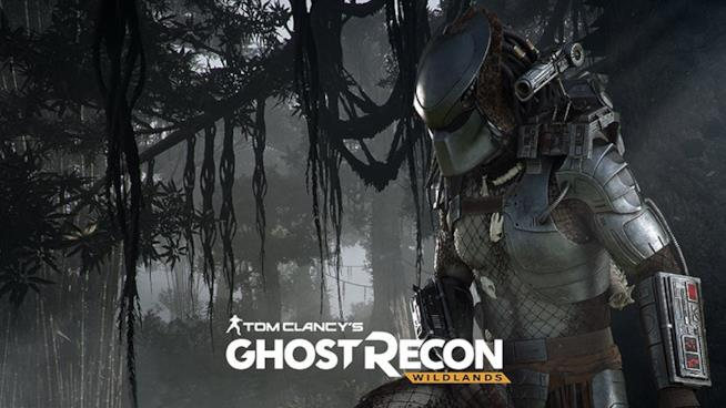 Parte il Predator Event in Ghost Recon Wildlands