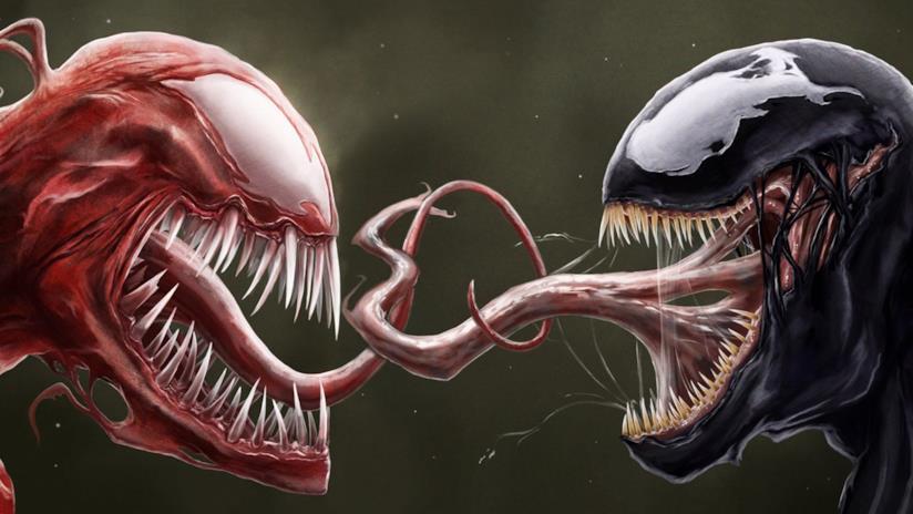 Carnage e Venom si preparano a uno scontro senza esclusione di colpi