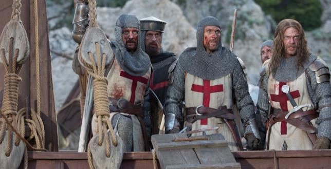 scena di Knightfall