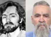 Charles Manson, condannato all'ergastolo per gli omicidi della setta di cui era a capo