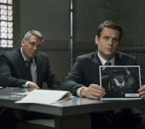 I due agenti federali protagonisti della serie TV Mindhunter: Bill Tench e Holden Ford