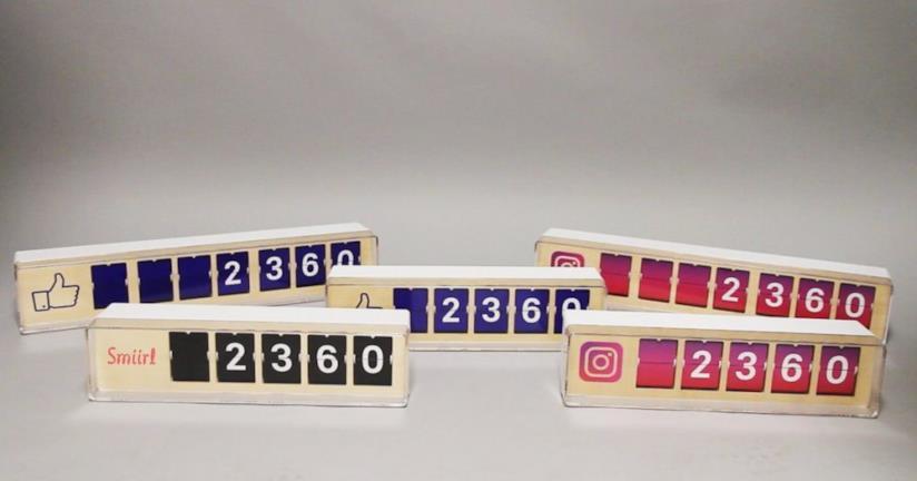 In arrivo un contatore per sapere quanto tempo spendiamo sui social network.