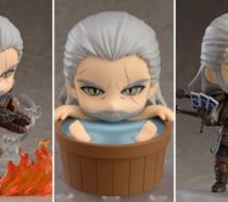 Il Nendoroid di Geralt di Rivia