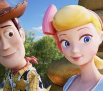 I protagonisti di Toy Story 4