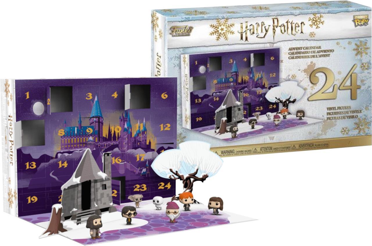 Calendario Dellavvento Harry Potter Funko.Harry Potter Il Magico Calendario Dell Avvento By Funko